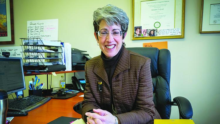 Betsy Cerulo helped start the new Maryland LGBT Chamber of Commerce.